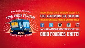 2018 Columbus Food Truck Festival